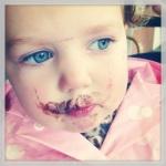 baby cino moustache